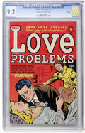 Golden Age (1938-1955):Romance, True Love Problems and Advice Illustrated #19 File Copy (Harvey, 1953) CGC NM- 9.2 Cream to off-white pages....