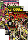 Modern Age (1980-Present):Superhero, X-Men Group (Marvel, 1976-87) Condition: Average VF/NM.... (Total:19 Comic Books)
