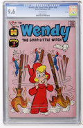 Silver Age (1956-1969):Cartoon Character, Wendy, the Good Little Witch #20 File Copy (Harvey, 1963) CGC NM+ 9.6 Off-white pages....