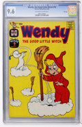 Silver Age (1956-1969):Cartoon Character, Wendy, the Good Little Witch #19 File Copy (Harvey, 1963) CGC NM+ 9.6 Off-white to white pages....