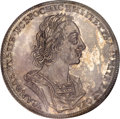 Russia, Russia: Peter I (The Great) Rouble 1723 OK,...