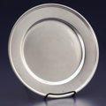 Silver Holloware, American:Plates, AN AMERICAN SILVER CHARGER. S. Kirk & Son, Baltimore, Maryland,1932-1961. Marks: S. KIRK & SON, STERLING, 4111, SHREVE,C...