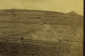 Military & Patriotic:Indian Wars, Lot of Two Imperial Size Photographs, Camp Grant, Oregon ca. 1891.... (Total: 2 Items)