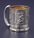 Silver Holloware, American:Cups, AN AMERICAN SILVER CUP. Gorham Manufacturing Co., Providence, RhodeIsland, 1878. Marks: (lion-anchor-G), STERLING, 2105, ...