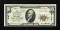 National Bank Notes:Pennsylvania, Malvern, PA - $10 1929 Ty. 1 The NB of Malvern Ch. # 3147. ...