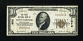 National Bank Notes:Pennsylvania, Honeybrook, PA - $10 1929 Ty. 1 The First NB Ch. # 1676. ...