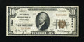 National Bank Notes:Pennsylvania, Oxford, PA - $10 1929 Ty. 1 The Farmers NB Ch. # 2906. ...