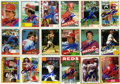 Autographs:Sports Cards, Group of Pete Rose Signed Baseball Cards Lot of 18. The 18 Pete Rose signed Topps baseball cards are a nice collection of t...