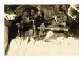 Western Expansion:Goldrush, Lot of Three Mining Photographs, Two Underground, ca.1890s-1900s.... (Total: 3 Items)