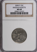 Statehood Quarters: , 2000-P 25C Massachusetts MS68 NGC. PCGS Population (292/2).Numismedia Wsl. Price for NGC/PCGS coin in ...