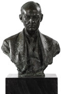 Bronze:European, PROPERTY FROM THE CROW ART PARTNERSHIP COLLECTION. After SIRWILLIAM REID DICK, RA (Scottish, 1878-1961). Lord GeorgeAl...