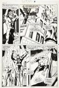 Original Comic Art:Panel Pages, Gene Colan and Dick Ayers - Daredevil #28, page 3 Original Art(Marvel, 1967)....