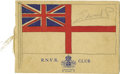 Autographs:Non-American, Edward VIII, Prince of Wales Signed Program...