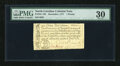 Colonial Notes:North Carolina, North Carolina December, 1771 £1 PMG Very Fine 30....