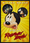 "Movie Posters:Animated, Runaway Brain (Buena Vista, 1995). One Sheet (27"" X 40"").Animated...."