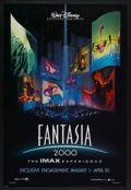 "Movie Posters:Animated, Fantasia 2000 (Buena Vista, 1999). One Sheet (27"" X 40"") DS. Animated...."