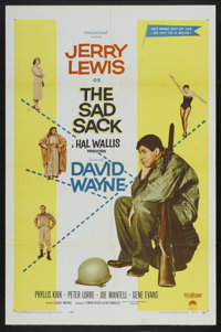 "The Sad Sack (Paramount, 1958). One Sheet (27"" X 41""). Comedy"