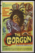 "Movie Posters:Horror, The Gorgon (Columbia, 1964). One Sheet (27"" X 41""). Horror...."