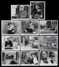 "Movie Posters:Crime, Bonnie and Clyde (Warner Brothers-Seven Arts, 1967). Stills (74)(8"" X 10""). Crime.... (Total: 74 Items)"