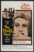 "Movie Posters:Horror, The Devil's Own (20th Century Fox, 1967). One Sheet (27"" X 41""). Horror...."