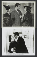 """Movie Posters:Comedy, Holiday (Columbia, R-1948 and R-1978). Stills (2) (8"""" X 10""""). Comedy.... (Total: 2 Items)"""
