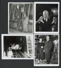 """Movie Posters:Hitchcock, Hitchcock Still Lot (Various). Stills (4) (8"""" X 10""""). Hitchcock.... (Total: 4 Items)"""