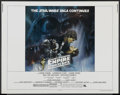 """Movie Posters:Science Fiction, The Empire Strikes Back (20th Century Fox, 1980). Half Sheet (22"""" X28"""") Style A. Science Fiction...."""