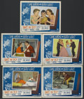 """Movie Posters:Comedy, That's My Boy (Paramount, 1951). Lobby Cards (5) (11"""" X 14"""").Comedy.... (Total: 5 Items)"""