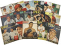 Baseball Collectibles:Publications, Sport Magazines from 1940's and 1950's Lot of 17. Group ofseventeen vintage Sport Magazines, many featuring baseball, foot...