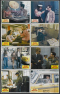 "Movie Posters:Crime, Taxi Driver (Columbia, 1976). Lobby Card Set of 8 (11"" X 14"").Crime.... (Total: 8 Items)"
