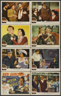 "Movie Posters:Comedy, Merton of the Movies (MGM, 1947). Lobby Card Set of 8 (11"" X 14""). Comedy...."
