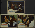 """Movie Posters:Film Noir, The Strange Woman (United Artists, 1946). Lobby Cards (3) (11"""" X 14""""). Film Noir.... (Total: 3 Items)"""