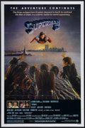 """Movie Posters:Action, Superman II (Warner Brothers, 1981). One Sheet (27"""" X 41"""").Action...."""