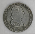 Chile, Chile: Carlos IV Silver Proclamation Medal 1789 (Peso),...