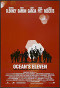 """Movie Posters:Crime, Ocean's 11 (Warner Brothers, 2001). One Sheet (27"""" X 40"""") DS.Crime...."""