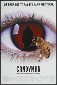 """Candyman Lot (Tri-Star, 1992). One Sheets (2) (27"""" X 40"""") DS. Horror.... (Total: 2 Items)"""
