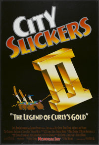 "City Slickers II: The Legend of Curly's Gold (Columbia, 1994). One Sheet (27"" X 40"") DS Advance. Comedy"