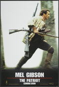 "Movie Posters:War, The Patriot (Sony, 2000). One Sheet (27"" X 40""). DS. War...."