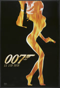"Movie Posters:James Bond, The World is Not Enough (MGM, 1999). One Sheet (27"" X 40"") DSAdvance. James Bond...."