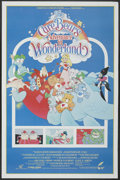 "Movie Posters:Animated, The Care Bears Adventure in Wonderland (Cineplex-Odeon, 1987). OneSheet (27"" X 41""). Animated...."