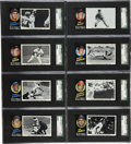 Baseball Cards:Sets, 1971 Topps Baseball Greatest Moments Complete Set . A complete,55-card set of 1971 Topps Greatest Moments series is presen...