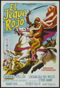 "Movie Posters:Adventure, The Red Sheik (MGM, 1963). Argentinean Poster (29"" X 43"").Adventure.. ..."