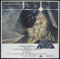 "Movie Posters:Science Fiction, Star Wars (20th Century Fox, 1977). International Six Sheet (77"" X78""). Science Fiction...."