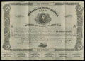 Confederate Notes:Group Lots, Ball 54 Cr. 29 $100 1861 Bond Very Fine.. ...