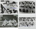Autographs:Photos, Baseball Greats Signed Photographs Lot of 26. From Hall of Famersto the work-a-day ball player, the offered lot comprises ...