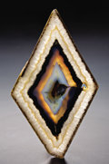 Minerals:Cabinet Specimens, AGATE POLYHEDRON. ...