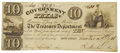 Miscellaneous:Ephemera, [Currency] Government of Texas ...