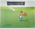 animation art:Production Cel, Walter Lantz Limited Edition Print, Group of 6 (Lantz Productions,1990-92).... (Total: 6 Items)