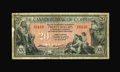 Canadian Currency: , Port of Spain, Trinidad- Canadian Bank of Commerce $20 July 1, 1939Ch. 75-30-04. This Very Good note has a couple of te...
