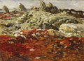 Fine Art - Painting, European:Modern  (1900 1949)  , MATHURIN MEHEUT (French 1882-1958). Untitled, circa 1929.Oil on canvas. 29 x 39 inches (73.7 x 99.1 cm). Unsigned. P...
